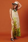 Vestido-midi-alca-regulavel-tropical-yacamim-frente