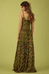 Vestido-verde-Patchwork-Yacamim-Costas