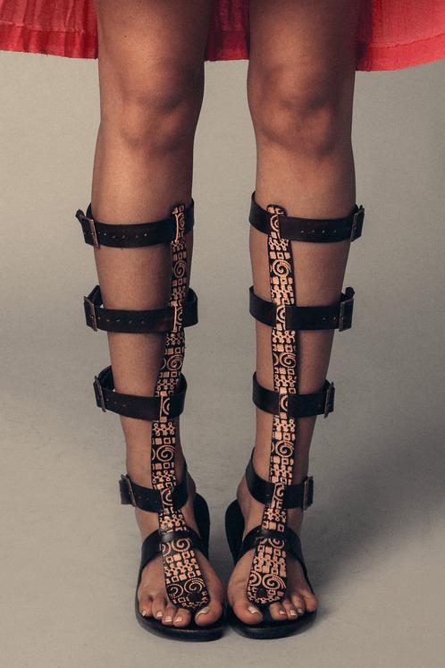 Sandalia-Gladiadora-Pirografada-Frente