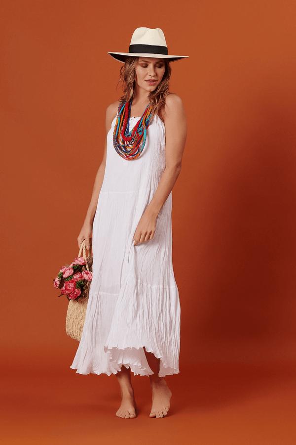 Vestido-midi-com-alcas-branco-yacamim-frente