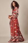 Vestido-Longo-Vermelho-Escuro-Yacamim-detalhe
