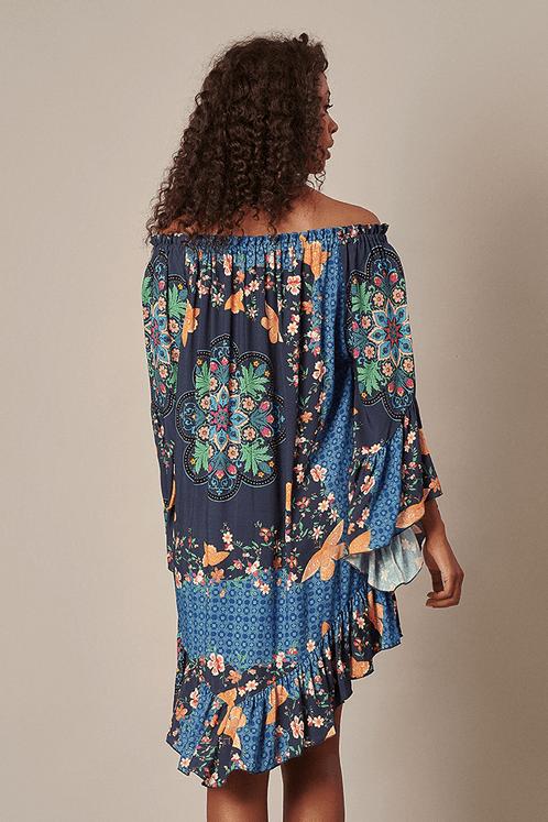 Vestido-Ciganinha-Azul-Yacamim-costas