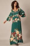 Vestido-Longo-Verde-Fendas-Yacamim-longe