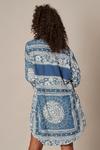 Chemise-Bolso-Folie-Azul-Yacamim-costas