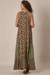 Vestido-Longo-Patchwork-Verde-yacamim-costas