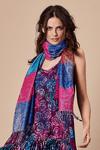 lenco-cashmere-rosa-azul-vermelho-yacamim-frente