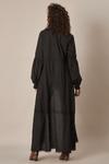 Kimono-Longo-Preto-Guipure-Yacamim-costas