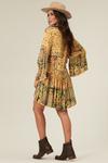 Vestido-Curto-Amarelo-Patchwork-yacamim-costas