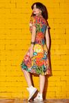 Vestido-curto-transpassado-estampa-floral-yacamim-costas