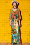 Vestido-Longo-estampa-mexicana-yacamim-frente