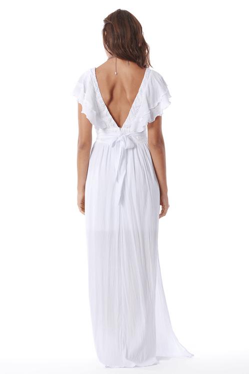 Vestido-Longo-decote-transpassado-Branco-Yacamim-Costas
