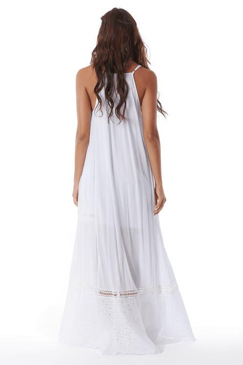 Vestido-Longo-detalhes-entremeios-guipure-Yacamim-costas