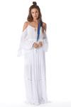 Vestido-Longo-Ombro-Vazado-Branco-Yacamim-pose