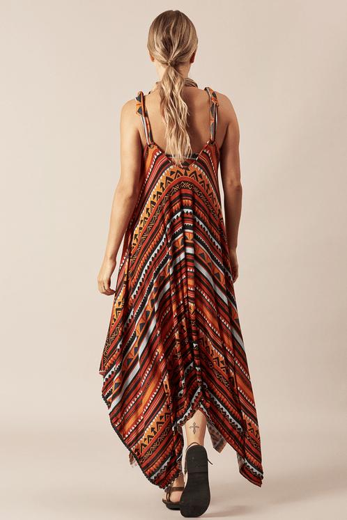 Vestido-Alcas-Laranja-Hippie-Chic-Costas