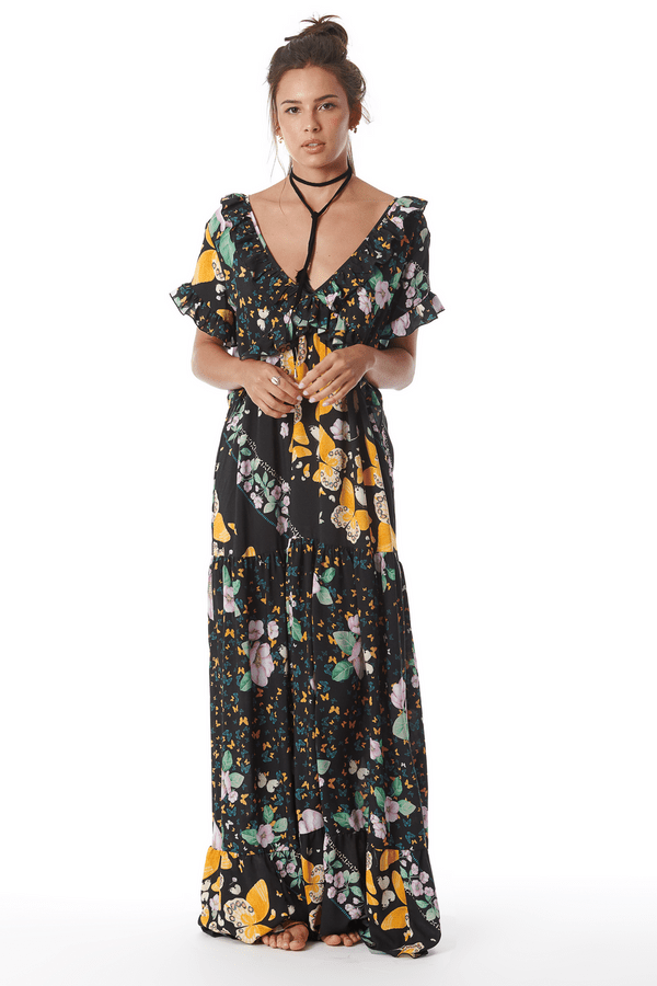 Vestido-Longo-Estampado-Yacamim-Frente1