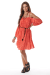 Vestido-com-Ombros-Vazados-Vermelho-Frente