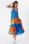 Vestido-Azul-Estampado-Yacamim-frente