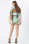Kimono-Curto-yacamim-verde-floral-costas