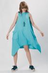Vestido-Azul-Turquesa-Yacamim-frente