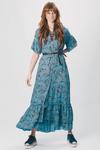 Vestido-Azul-Patchwork-Yacamim-frente