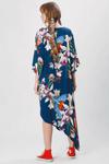Vestido-Assimetrico-azul-estampado-yacamim-costas