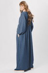 Vestido-Longo-Mangas-Bufantes-Yacamim-costas