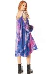 Vestido-Curto-com-Mangas-Abertas-Roxo-Tie-Dye-Digital-Yacamim-costas