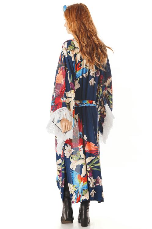 Kimono-Floral-Azul-Yacaim-costas