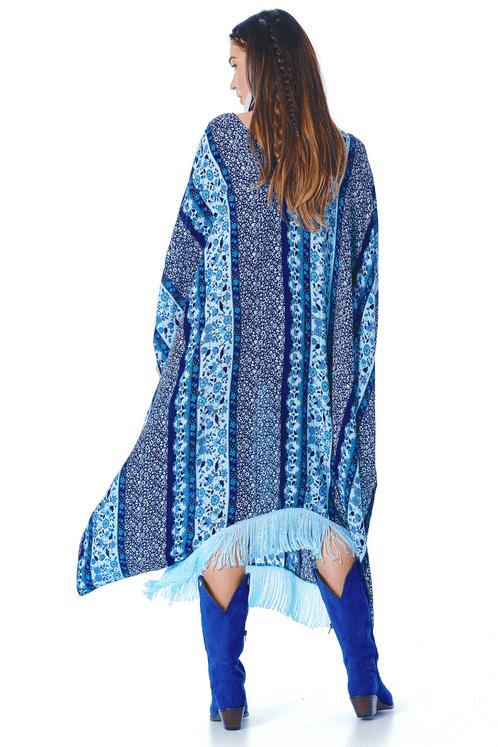 Vestido-Midi-Azul-Estampado-yacamim-costas
