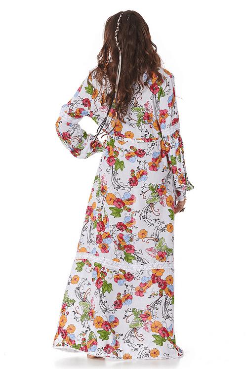 Kimono-Off-White-Floral-Yacamim-costas