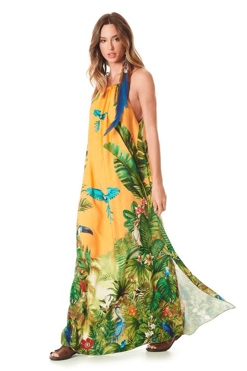 vestido-longo-laranja-tropical-yacamim-frente