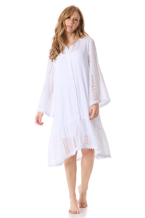 Vestido-Chemise-Guipure-branco-yacamim-frente