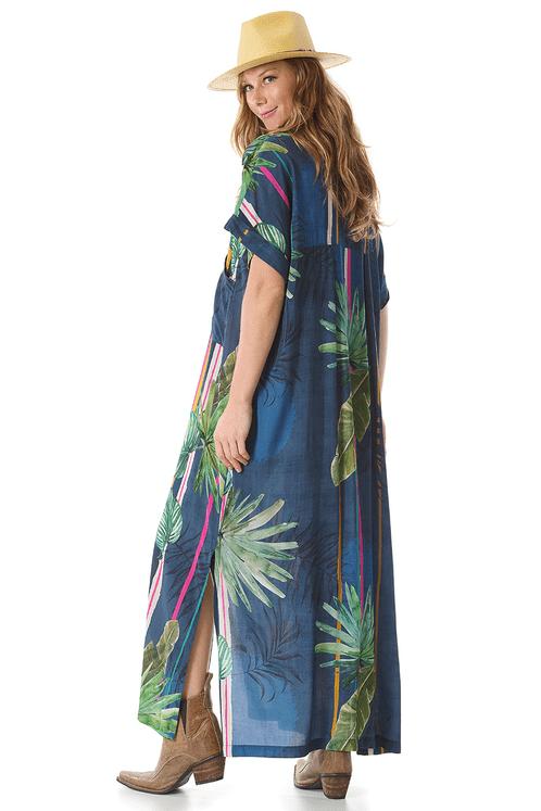 Chemise-longo-azul-estampado-yacamim-costas