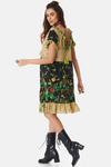 Vestido-Curto-Compose-Patchwork-Yacamim-Costas