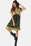 Vestido-Curto-Compose-Patchwork-Yacamim-Pose