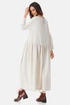 Vestido-Midi-de-Linho-Bege-Yacamim-Costas